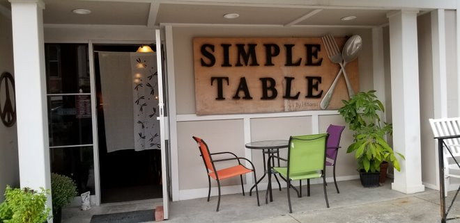 Simple Table restaurant in Fort Madison, Iowa